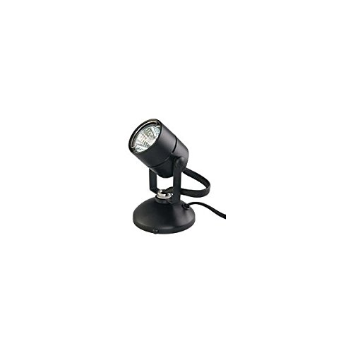 G19920-BK-I Black Micro or Micron or Microfiber Halogen Spot Light - Quantity 4 (Mr11 Micro Accent)