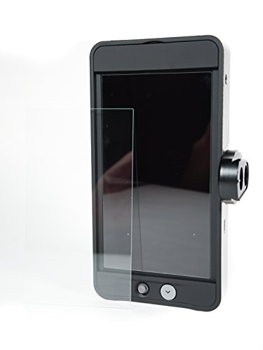 SmallHD Clear Glass Screen Protector - SmallHD Focus & 500 (501 & 502) - Monitor Armor - Highly Durable & Scratch Resistant - Protect Your Video Monitor