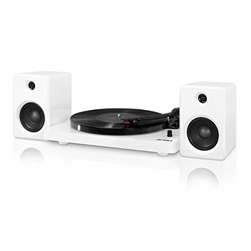 Victrola-Modern-3-Speed-Bluetooth-Turntable-with-50-Watt-Speakers-White-Piano-Finish