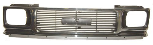OE Replacement GMC S15 Grille Assembly (Partslink Number GM1200346) by Multiple Manufacturers