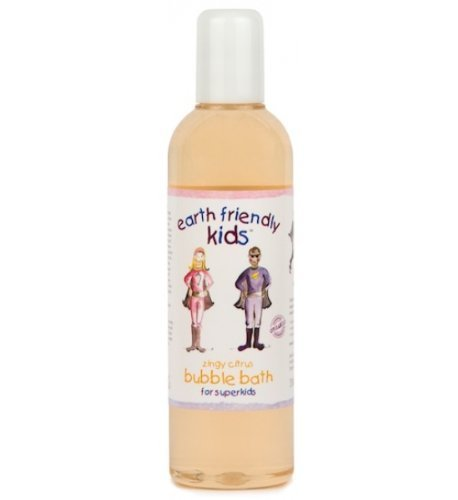 Earth Friendly Kids - Bubble Bath in Zingy Citrus Other