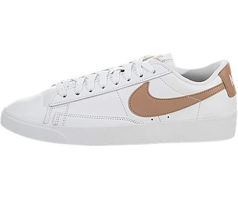 - Nike Women's Blazer Low LE White/Rose Gold