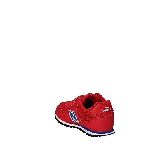 New Balance KV500YEI Sneaker Kinder Rot