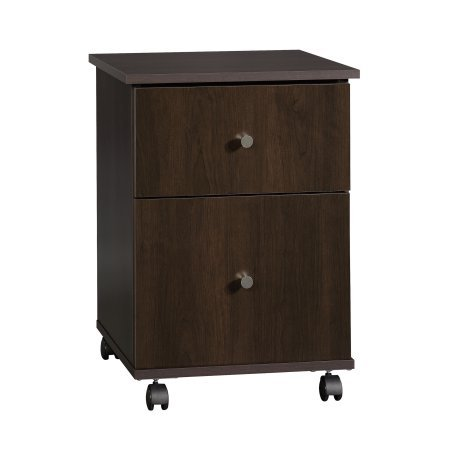 Sauder Select Mobile File Cabinet, in Cinnamon Cherry by Cinnamon Cherry