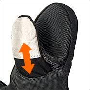 eGlove eSki Touchscreen Ski Gloves