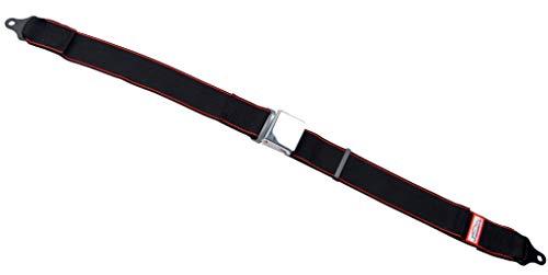 - Racerdirect 3 INCH Chrome Lift Latch Lap Belt 2 Point 60