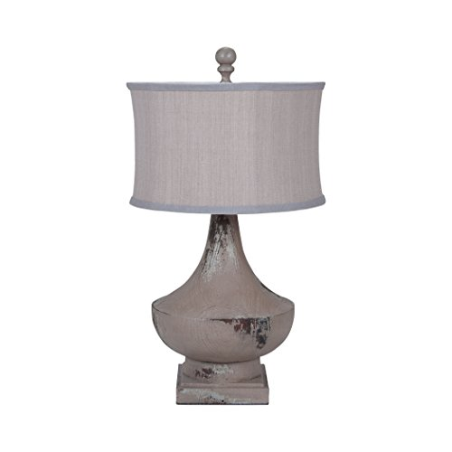 Manhattan Collection Vintage Table Lamp In Vintage Bleu (Bleu Electric Wall Sconce)