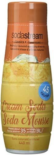 SodaStream Cream Soda Syrup
