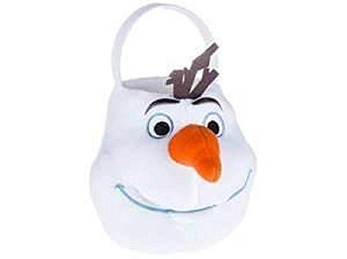 Disney Frozen Olaf Plush Basket]()