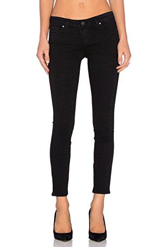 PAIGE Transcend Verdugo Ultra Skinny Jeans, Black Shadow, 24