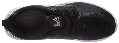 Schwarz Mode black Noir 01 Homme Baskets Gear La Sunrise zYvvB