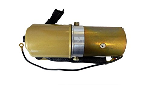 Convertible Top Motor Pump