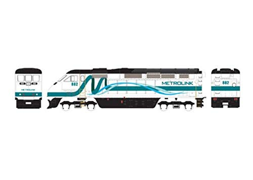 Athearn HO RTR F59PHI w DCC & Sound Metrolink #882 for sale  Delivered anywhere in USA