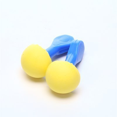 3M E-A-R Express Pod Plugs - Express Pod Plugs, uncorded w/blue grips - (2 Packs; 100/Pack) - R3-321-2100