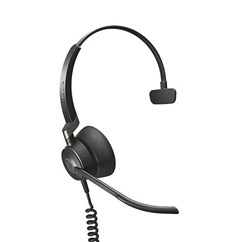 [해외]Jabra Engage 50 Mono Wired Headset (Renewed) / Jabra Engage 50 Mono Wired Headset (Renewed)