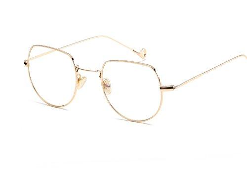 small square Retro hipster marine glasses Male and female sunglasses,Silver frame flat mirror,A16-4-6685