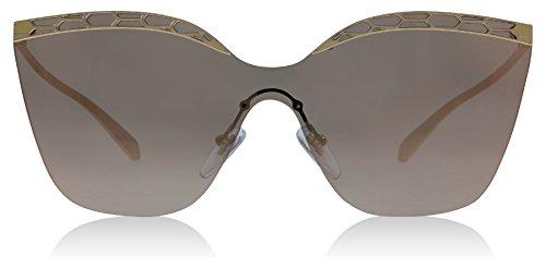 Bvlgari BV6093 20144Z Pink Gold/Gold BV6093 Cats Eyes Sunglasses Lens Category