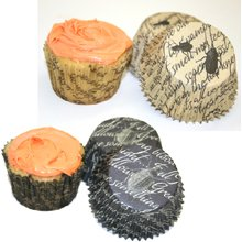 Martha Stewart Crafts Halloween Gothic Cupcake Wrappers ()