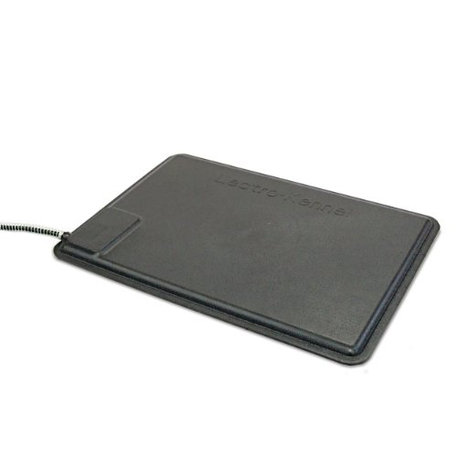 K&H Pet Products Thermo-Chicken Heated Pad Black 12.5