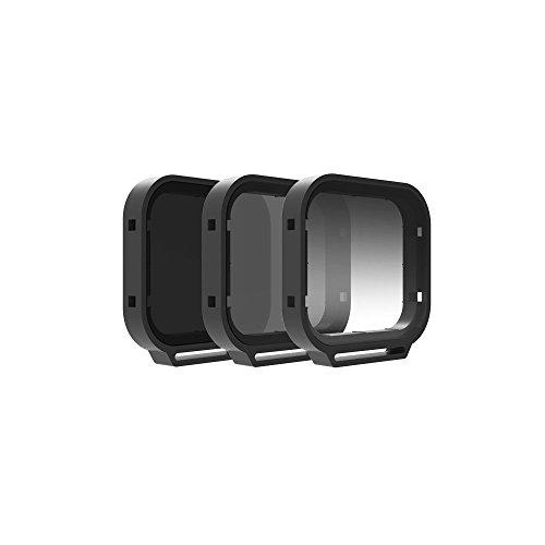 PolarPro Venture Filter 3-Pack for GoPro Hero6 / Hero5 Black