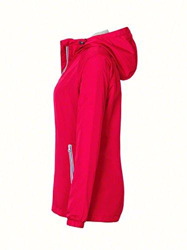 Fashion Surrey Women Rojo Hakro De Chaqueta fqAf8w