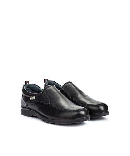 Lorenzo San Pikolinos Hombre black Noir 296 Mocasines M1c d5BB8Uq