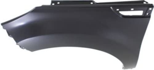 Crash Parts Plus Front Driver Side Primed Fender Replacement for 2014-2015 Kia Soul