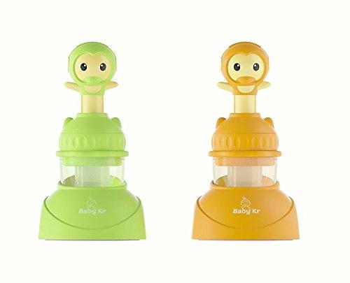 BabyKr Premium Teething Nibbler Pacifier product image