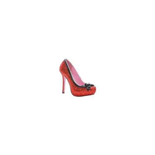 Leg Avenue - Princesse (rouge) Chaussures Adultes Rouge
