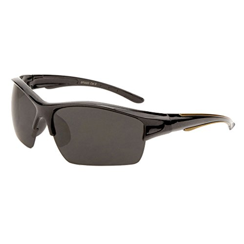 SWG Eyewear Sports Wrap Around Sunglasses in Zipper - Radar Oakely