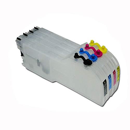 Cartucho de Tinta para Impresora Brother LC39/LC985/LC38 ...