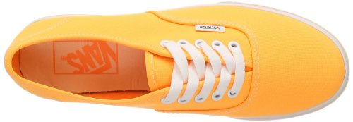 Vans Authentic Authentic Pop Orange neon Authentic neon Vans Pop Orange neon Vans q6wxRF