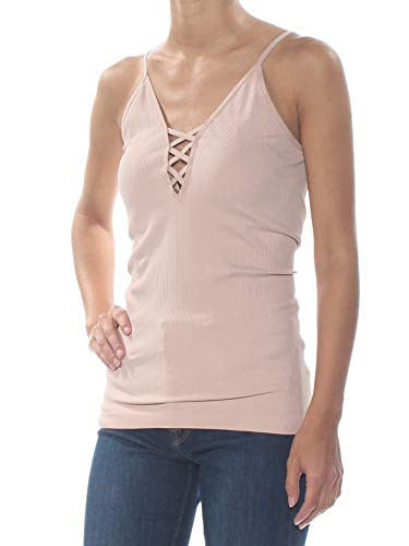 Free People Women's Crossfire Seamless Cami Rose X-Small/Small