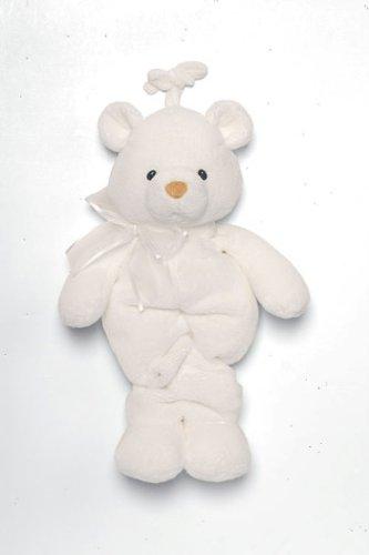 Bibi TM White Pullstring Teddy Bear