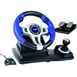 TopDrive FreeBird, 3 in 1 Funklenkrad (PS3, PS2, PC)