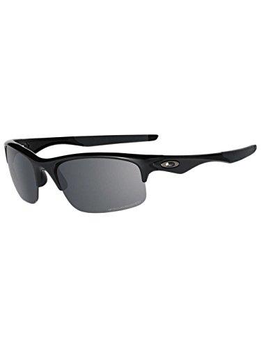 Oakley Bottle Rocket Men's Polarized Active Sports Sunglasses/Eyewear - Polished Black/Black Iridium/One Size Fits All (Oakley Unobtainium)