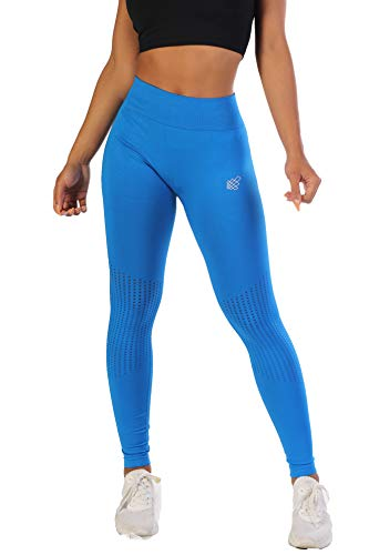 f2f0f4fdb0 Jed North Women s Seamless Athletic Yoga Crossfit Gym Fitness Workout  Leggings