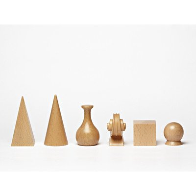Man Ray Chess Pieces by .icdesign.ch