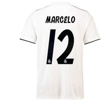 33206d32535 Amazon.com   AdriK 2018 19 New Real Madrid Marcelo Men s Soccer ...