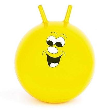 Toyrific 20' Jump 'n' Bounce Space Hopper Yellow