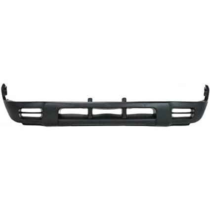 MAPM Front Car /& Truck Bumpers /& Parts Lower Panel Plastic Valance panel; With holes for air and tow hook FO1095219C FOR 2005-2007 Ford F-250 Super Duty