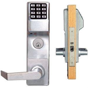 Alarm Lock DL3500 Trilogy High Security Mortise Digital Keypad Lock w/ Audit Trail