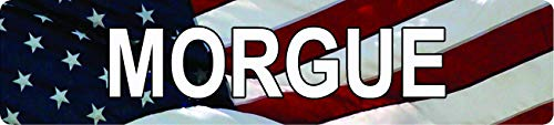 Any and All Graphics Waving American Flag Patriotic Morgue 4