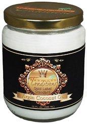 Huile vierge de coco pour le traitement des cheveux - 450 ml