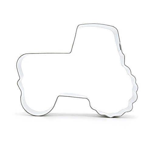 30x Sandwiches Kitchenware Pastry Cake Decorations Baking Tool Metal Ausstechformen Biscuit Cookie Cutter CC251 Tractor