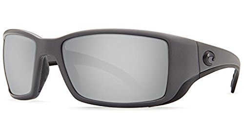 amp; Matte Sunglasses Costa Gray Cleaning Blackfin Kit Silver 580p Mirror Bundle g7CE6qSWp
