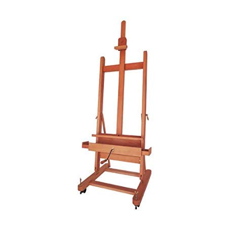 Mabef Small Master Studio Easel with Crank (MBM-05) (Studio Easel Master)
