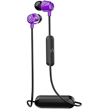 Skullcandy Jib Bluetooth Wireless in-Ear Earbuds with Microphone for  Hands-Free Calls bc09302701ee7