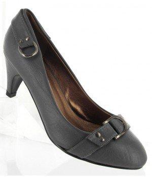 livraison gratuite 25b01 6a7b7 Chaussure Bas Prix - Escarpins gris - Gris - RY-001-2-41 ...