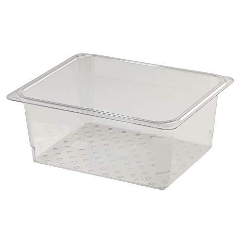 (Cambro Clear Camwear Colander for Half Size Food Pans)